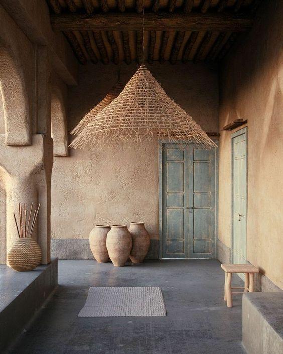 phong cách thiết kế Wabi Sabi